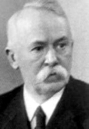 Portrét Vojty Beneše z doby po druhé světové válce
