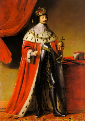 Zimní král Friedrich Falcký