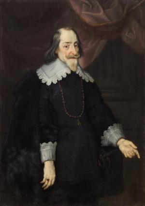 Nominální velitel císařsko-ligistického vojska Maximilián kníže Bavorský
