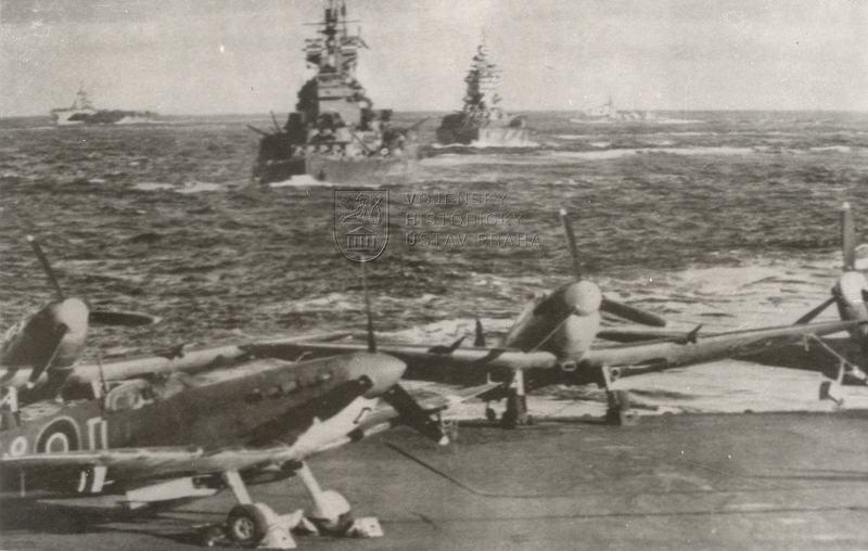 Invaze západních Spojenců do severní Afriky a boje 1942–43