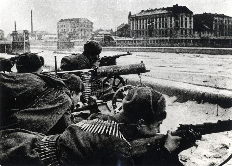 Dobývání Budapešti v prosinci 1944 až únoru 1945