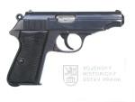 Německá pistole Walther PP
