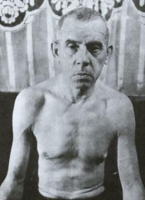 Brigádní generál Karel Paleček po dvou a půl letech strávených v komunistickém vězení.