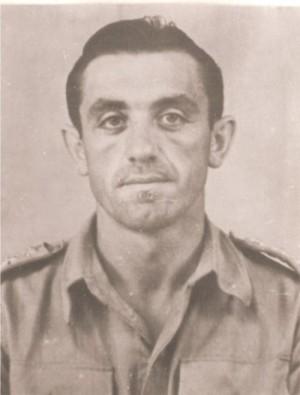 Rudolf Krzák na snímku z roku 1944.