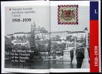 Křest knihy o historii Vojenské kanceláře prezidenta republiky