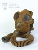 Československá vojenská ochranná maska vzor 35