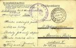 Dopisnice z Velké války, 1. část