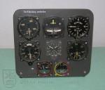 Palubní deska z letounu Fieseler Fi 156 Storch