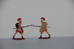 Římští legionáři, 1. století př. Kr.
