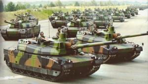 Francouzské tanky