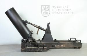 Rakousko-uherský 22cm minomet vzor 15