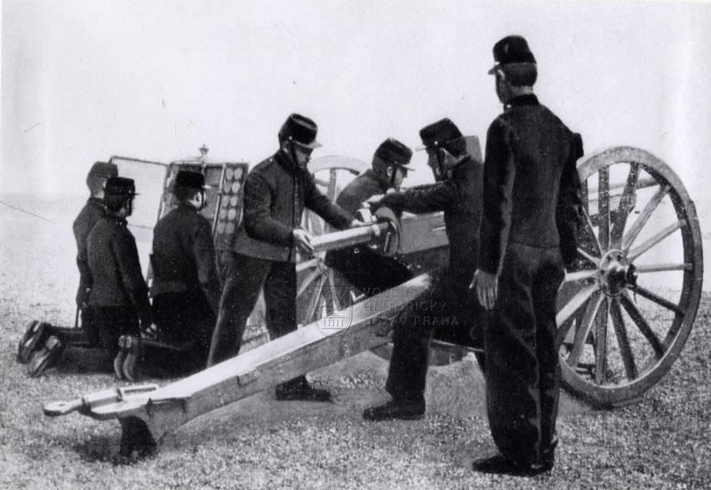 Francouzský 75 mm polní kanón vz. 1897 – Dreyfusova aféra