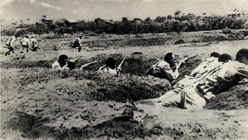 Habešští vojáci během italské invaze 1935–36