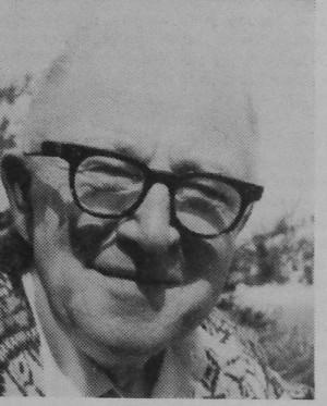 Bohuslav Horák v sedmdesátých letech