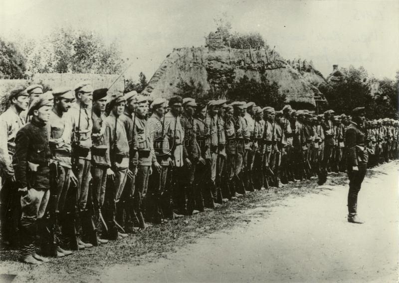 Boje mezi Sověty a Poláky v letech 1919–20
