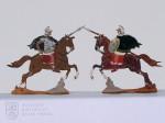 Římští jezdci, 5.–6. století