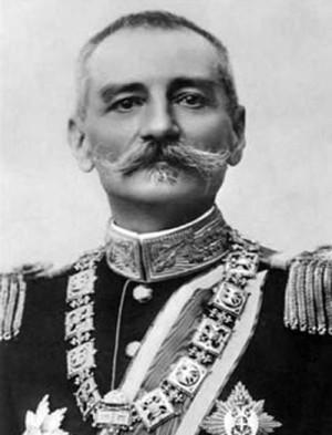 Srbský král Petr I. Karađorđević