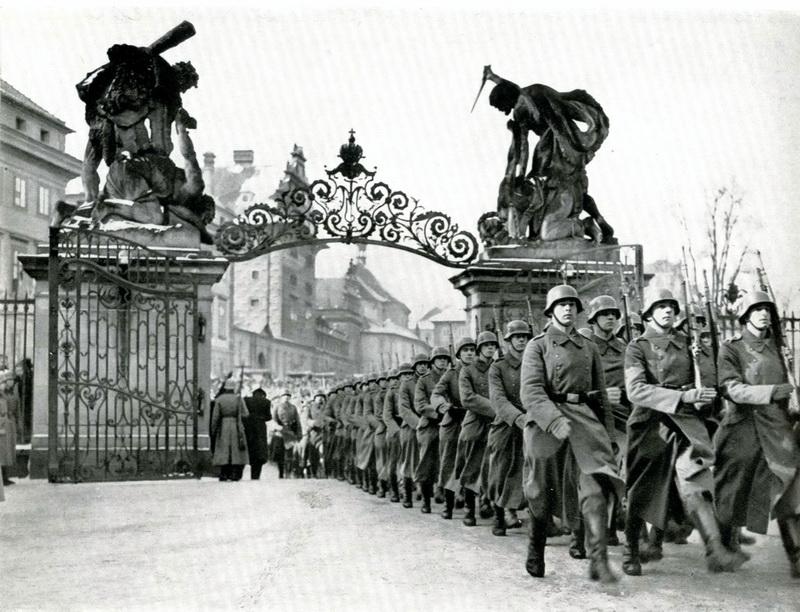 15 Březen 1939 Photo: VHU PRAHA