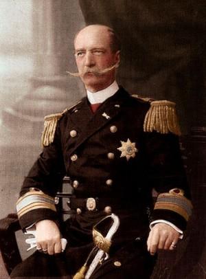 Řecký král Jiří I.
