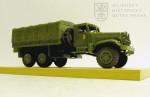 Model nákladního automobilu KRAZ-255