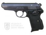 Čs. pistole ČZ vzor 70