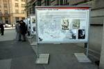 Válečný rok 1916 – nová výstava před budovou Generálního štábu