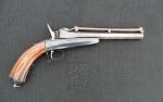 Opakovací pistole Herman-Colette, Lutych, kolem 1855
