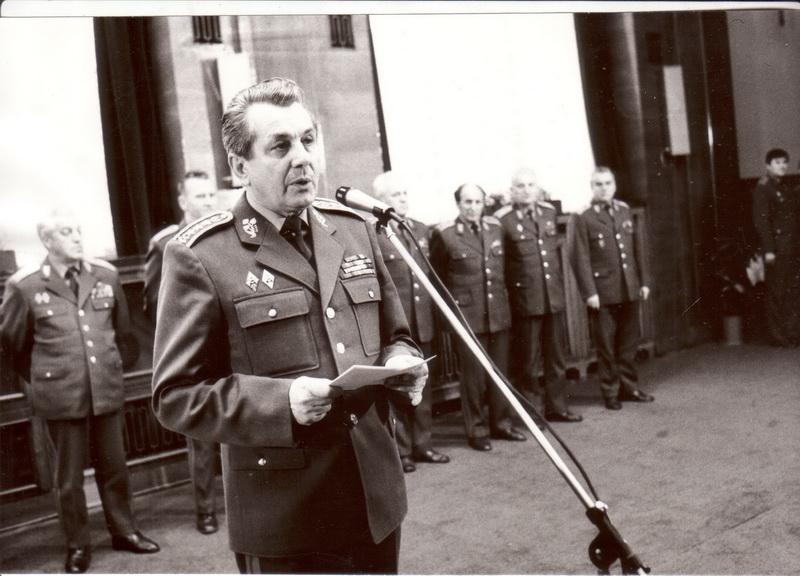 O roli, kterou ČSLA sehrála v listopadu roku 1989