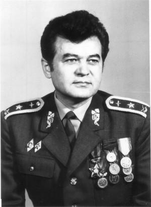Náčelník hlavní politické správy ČSLA generálplukovník PhDr. Jaroslav Klícha (na snímku jako generálmajor). FOTO: SA AČR