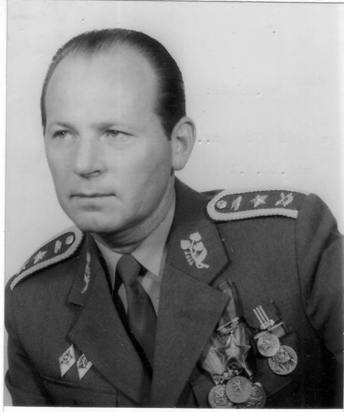 Velitel Západního vojenského okruhu generálporučík Ing. Mojmír Zachariáš (na fotografii v hodnosti generálmajora). FOTO: SA AČR