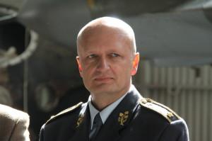 Velitel Vzdušných sil AČR Libor Štefánik