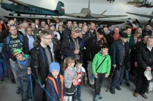 Otevření Leteckého muzea Kbely