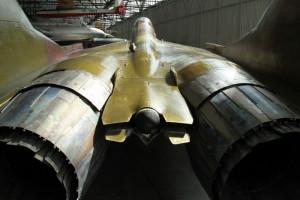 Kbely: expozice Stará Aerovka otevřena, MiG-29 představen