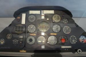 Palubní deska L-29