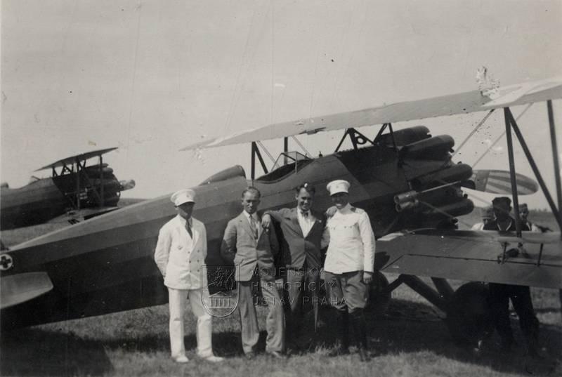 Avia BH-33E v Jugoslávii