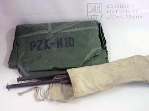 Přenosná zkušební komora PZK – M-10