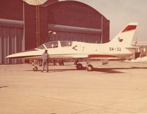 V nově rekonstruovaných hangárech Staré Aerovky najde své místo i letoun Aero L-39 Albatros