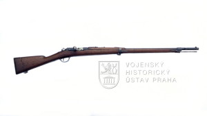 Francouzská puška Gras M 80 M 14