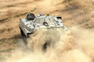 Bojové vozidlo pěchoty