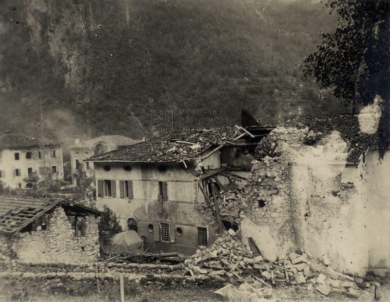 Boje na rakousko-italské hranici na jaře 1916