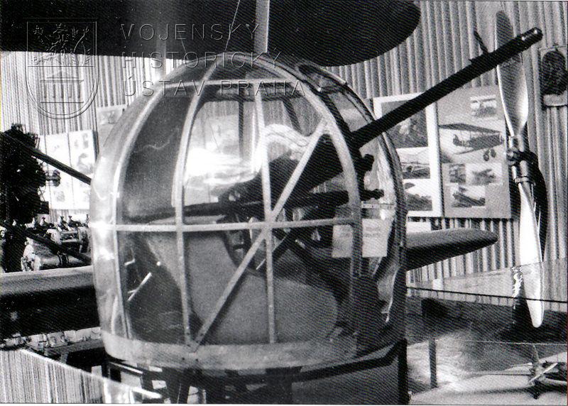 Střelecká věž Tatra typ A.W.
