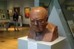 Na veřejnosti a v soukromí: Churchill ve fotografiích