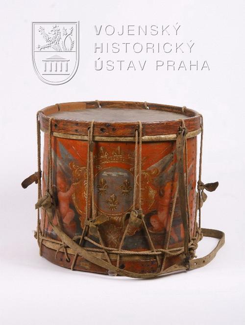 Francouzský vířivý buben, 1. polovina 18. století