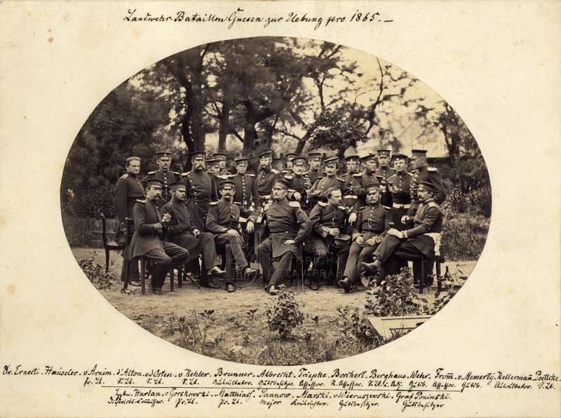 Cesta k prusko-rakouské válce 1866