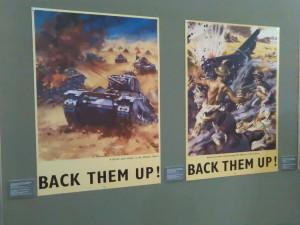 Výstava v polském armádním muzeu věnovaná bojům v severní Africe