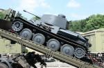 Další skvělý zisk VHÚ: obrněnec LTH ze Švýcarska rozšiřuje sbírku předválečných československých tanků