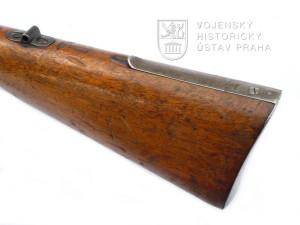 Bádenská četnická karabina M 88