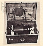 Zdravotnická souprava LA, malý autokláv, vzor 60 P
