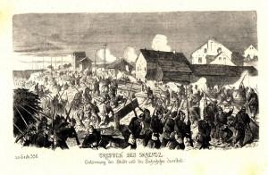 Boj o českoskalické nádraží 28. června