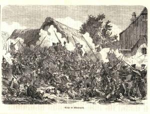 Boje v Mnichově Hradišti 28. června